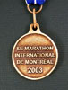 Marathon international de Montréal 2003