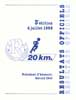 Le 20km de l'Ile Perrot 1982