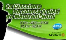 La classique de course à pied de Montréal-Nord