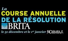 Course Résolution - Resolution Run - Running Room