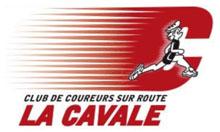 Club de coureurs sur route La Cavale