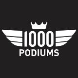 1000 Podiums