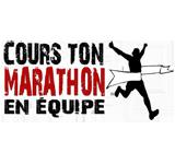 Cours ton marathon en équipe - Amqui