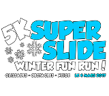 Course à Obstacle 5k Super Slide