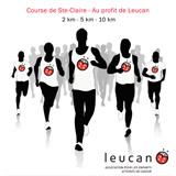 Course de Ste-Claire - Au profit de Leucan
