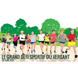 Le Grand Défi Sportif du Versant