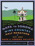 Napa to Sonoma Wine Country Half-Marathon