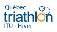 Coupe du Monde ITU Triathlon d'Hiver Québec
